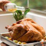 ¿Cómo preparar pavo relleno sin complicarte?